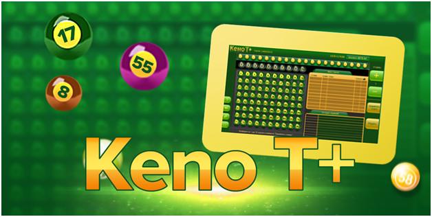 Keno T+ Game